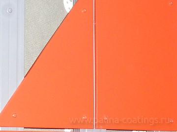 68Окраска фиброцементных плит